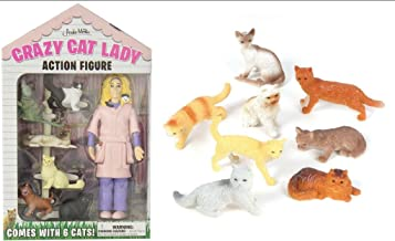 Best cat lady doll Reviews