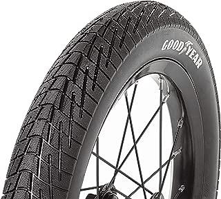 Goodyear Folding Bead Bicycle Tire, 14 x 1.5/2.25, Black