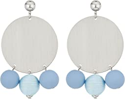 Rebecca Minkoff - Disco Ball Statement Earrings