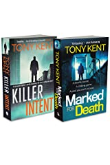 Killer Intent and Marked for Death: (2 books in 1) Kindle Edition