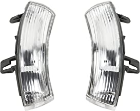 FEIFEIER In Mirror Turn Signal Light Side Mirror Assemble Indicator For VW Jetta MK5 05 10 Passat B6 Right And Left