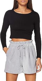 SPARKZ COPENHAGEN Tatiana Shorts Pantalones Cortos de Pana para Mujer