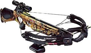 Barnett Predator 375 CRT Crossbow Package Arrows Scope
