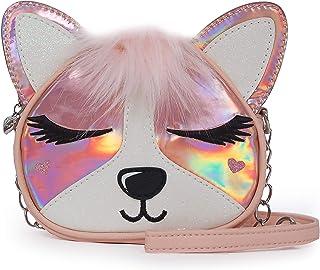 OMG! Accessories Glitter Unicorn Fairy Crossbody