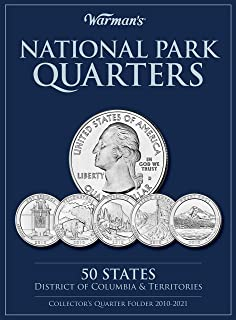 National Parks Quarters: 50 States + District of Columbia & Territories:..