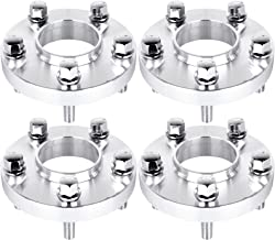 ECCPP 5x112 Wheel Spacers 20mm 5x112mm to 5x112mm HubCentric Wheel Spacer Compatible fit for Mercedes Benz W219 W210 W211 W212 66.6mm W/10 Lug Bolts(12x1.5 Studs 4X)