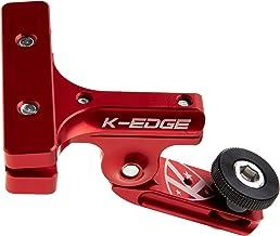 K-EDGE GO BIG Pro 1/4-20 Universal Camera Handlebar/Saddle Mount