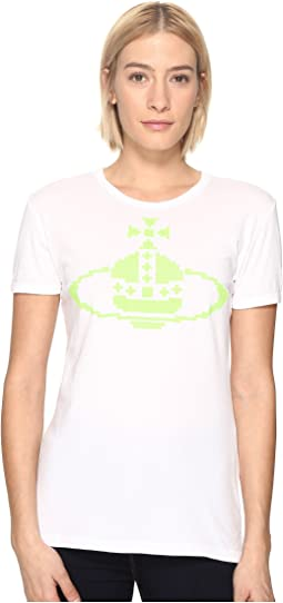 Embroidered Orb T-Shirt