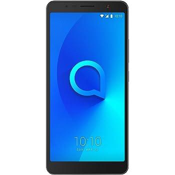 """Alcatel 3C – Smartphone Pantalla de 6"""" HD (3G, cámara de 8MPx, 1GB ..."""