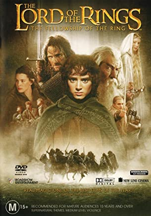 Lord of the Rings Fellowship of Ring