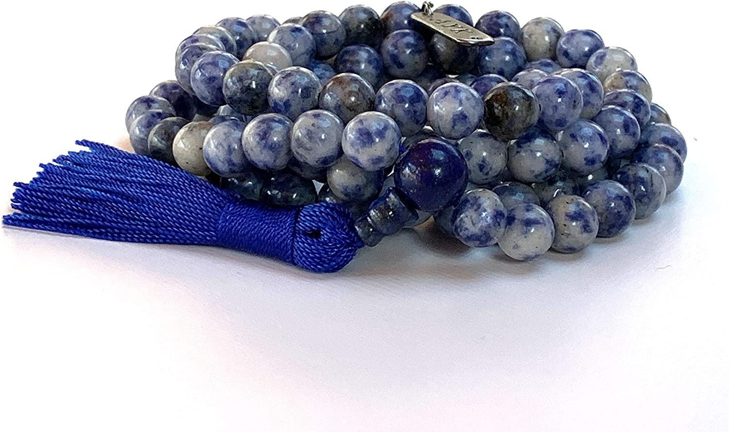 Crystals Mala Beads Necklace Reiki healing Blessed Ener stones Max 44% OFF Raleigh Mall