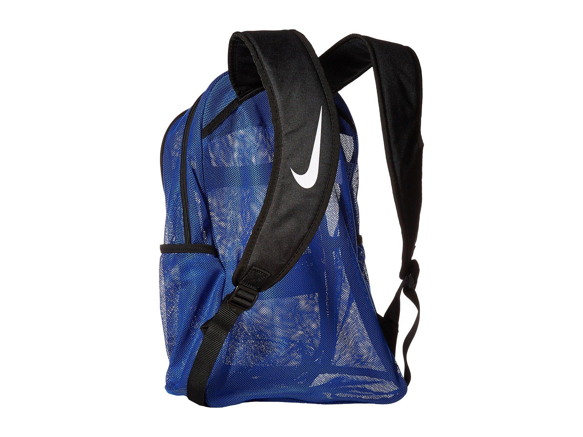 mesh backpack nike