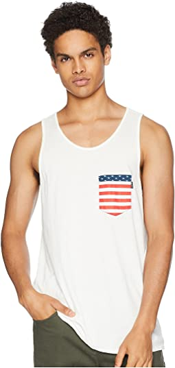 Plethera Heritage Pocket Tank Top