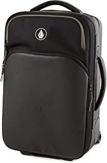 Volcom Men's Day Tripper Rolling Bag