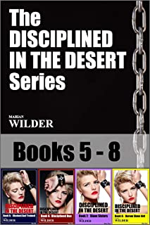 The Disciplined In The Desert Series: Books 5 - 8 (English Edition)