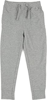 Leveret Kids & Toddler Boys Pants Girls Legging Pants with Drawstrings (2-14 Years) Variety of Colors