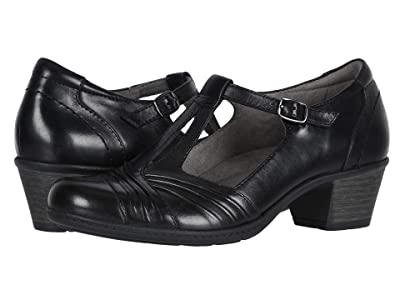 Earth Marietta Stellar (Black Eco Calf) Women