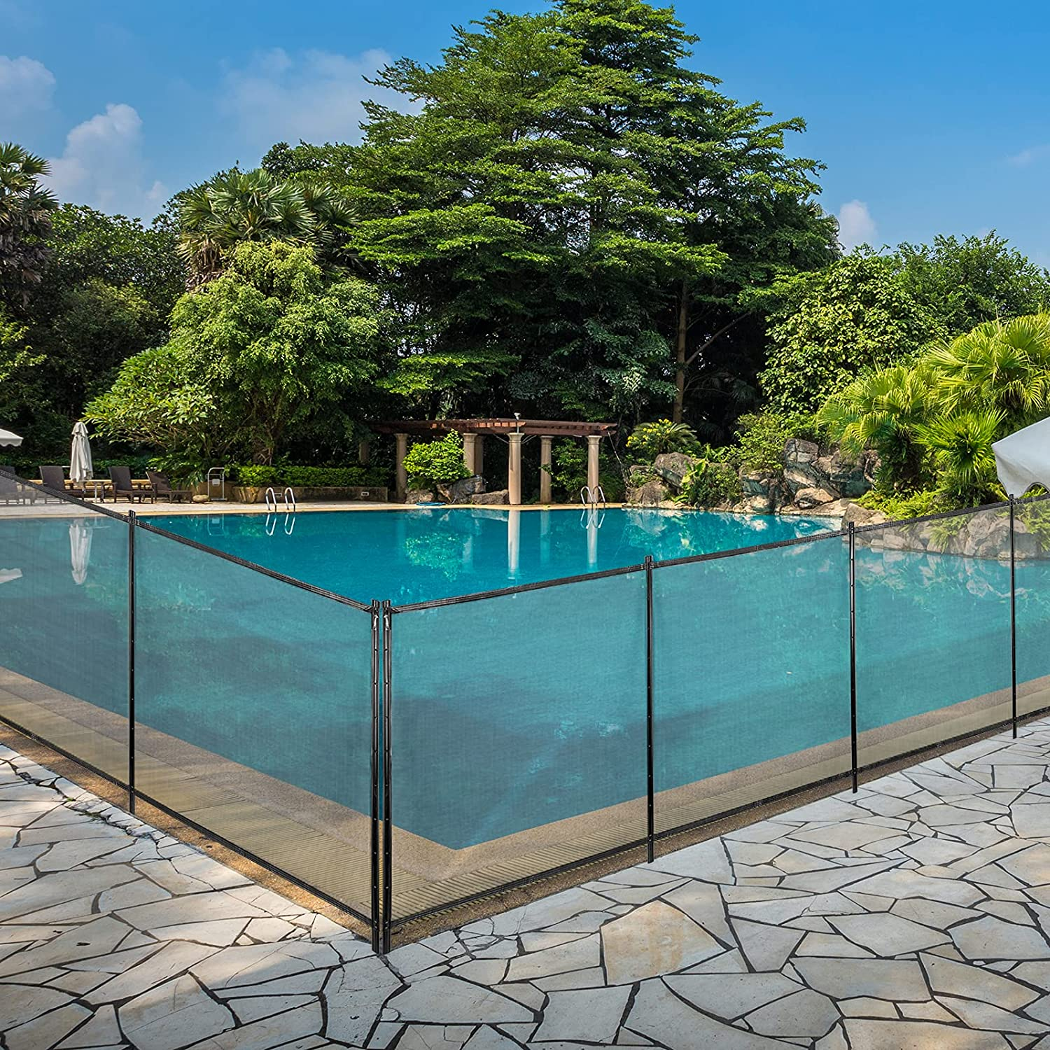VEVOR Sentry Security Pool Hol Removable Fence 4x12ft It Max 66% OFF is very popular