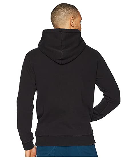 Washed Fleece Volcom Reload Black Pullover RwEttHq