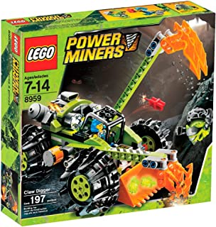 LEGO Power Miners Claw Digger (8959)