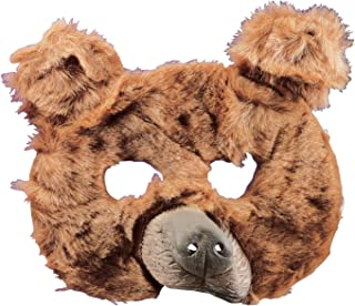 Costume Plush Animal Mask