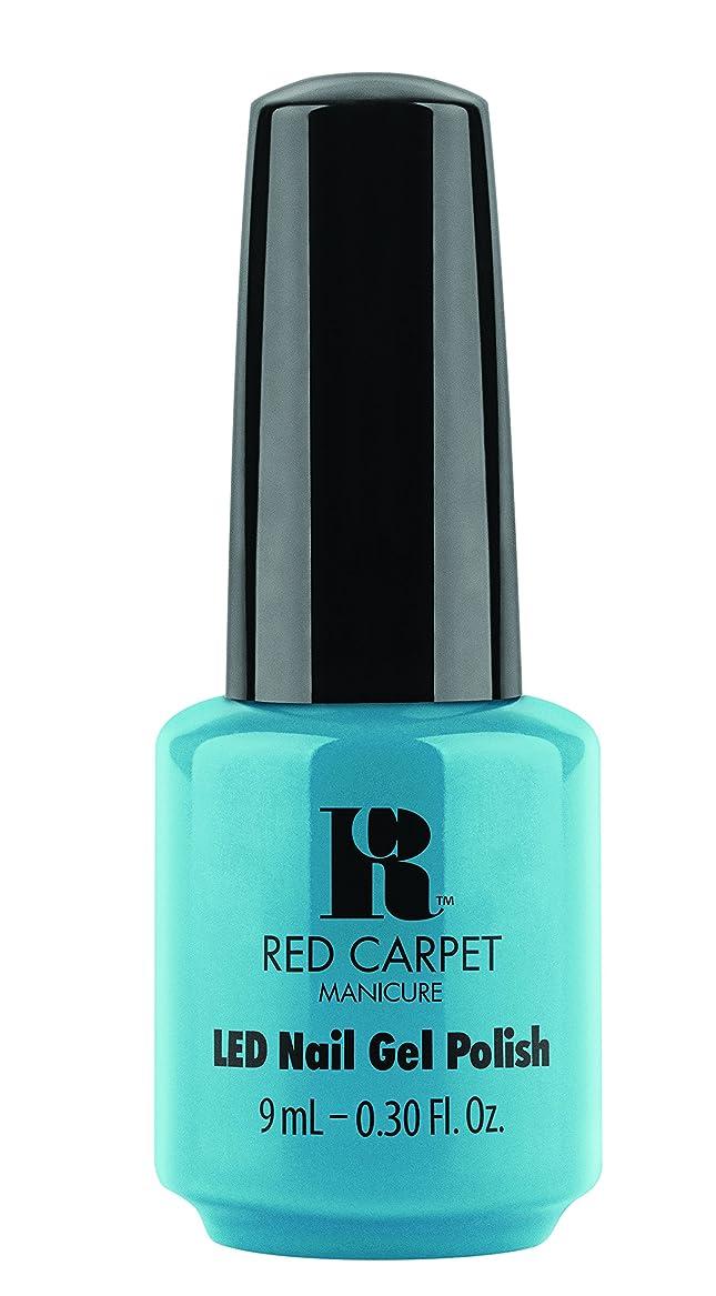 愛情深い人締め切りRed Carpet Manicure - LED Nail Gel Polish - Sandal Scandal - 0.3oz/9ml