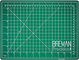 Breman Precision Self Healing Cutting Mat - Sewing Craft Quilting Fabric Rotary Cutting Mat - Perfect for Crafters Hobbyis...