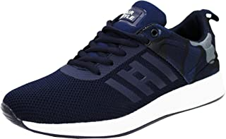 MAX AIR Sports Running Shoes M 38 Navy