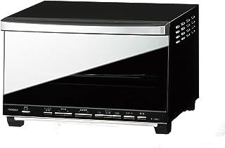 TWINBIRD ミラーガラスオーブントースター ブラック TS-D057B
