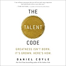 The Talent Code: Greatness Isn't Born. It's Grown. Here's How. PDF