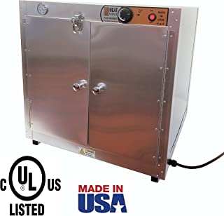 Commercial 110V Catering Hot Box Food Warmer w/ Water Tray 24