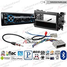 Sony MEX-N4200BT Single Din Radio Install Kit With CD Player, USB/AUX Fits 2007-2010 Edge (Without factory amplified sound)