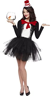 Adult Cat in The Hat Dr. Seuss Tutu Dress | Officially Licensed