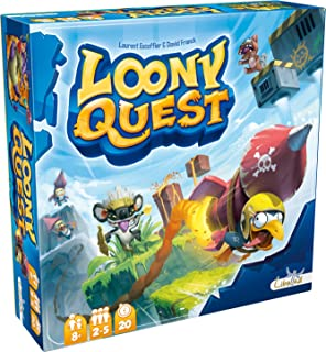 Asmodee Loony Quest (LQ01)