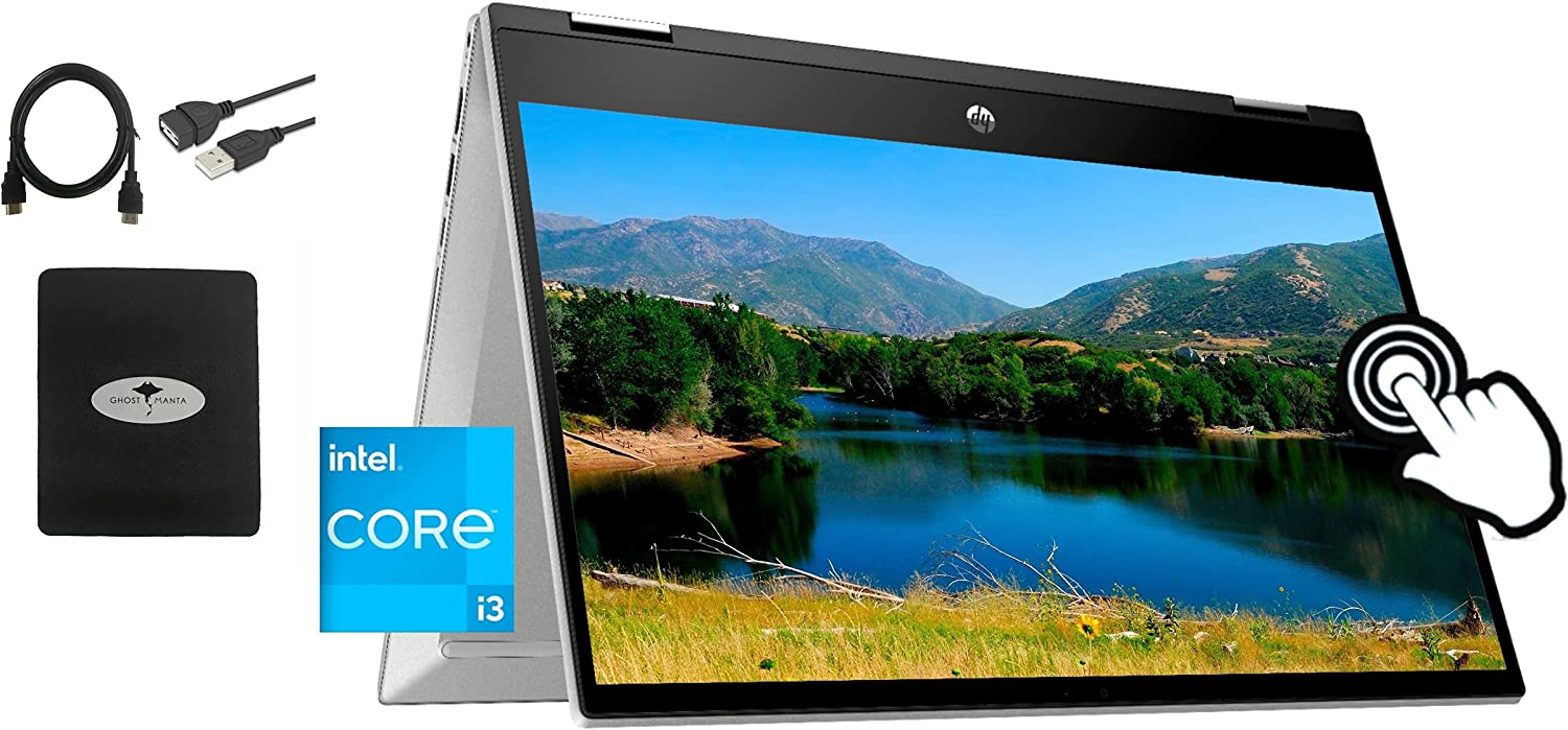2021 Newest HP Pavilion x360 2in1 14