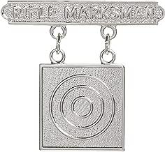 USMC Rifle Marksman badge