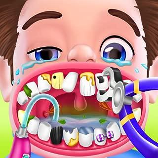 Live Dentist Mania: Crazy Doctor Clinic