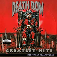 death row records greatest hits cd
