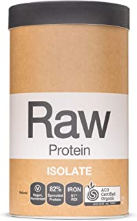 Amazonia Raw Protein Isolate, Natural, 1kg