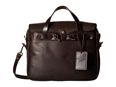 Filson Weatherproof Original Briefcase (Sierra Brown) Briefcase Bags
