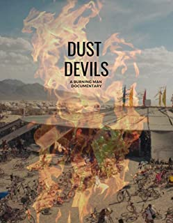 burning man dust devil