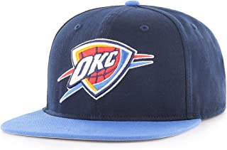 OTS NBA Men's Gallant Varsity Snapback Adjustable Hat