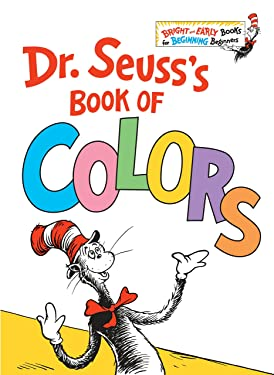 Dr. Seuss's Book of Colors (Bright & Early Books(R))