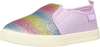 OshKosh B'Gosh Girls' Maeve Sneaker, Multi, 11 M US Toddler