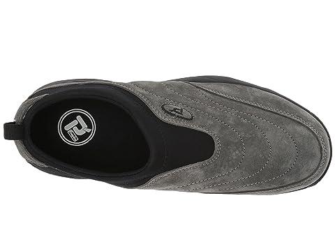 Azul Marino Leatherwhite Suedewhite Negro Y De Suedepewter Usar Leathermerlot Propet Slip Ii Lavar Cuero on p6ZWCwOq