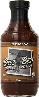 Bill's Best Organic BBQ Sauce 18oz (Original)