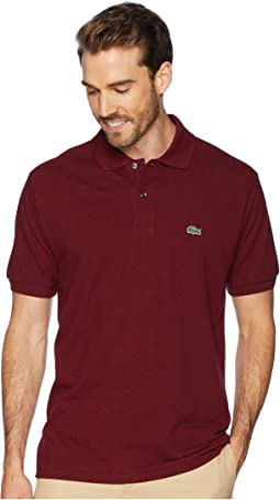 Classic Chine Pique Polo Shirt