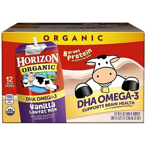 Organic Milk: Amazon com