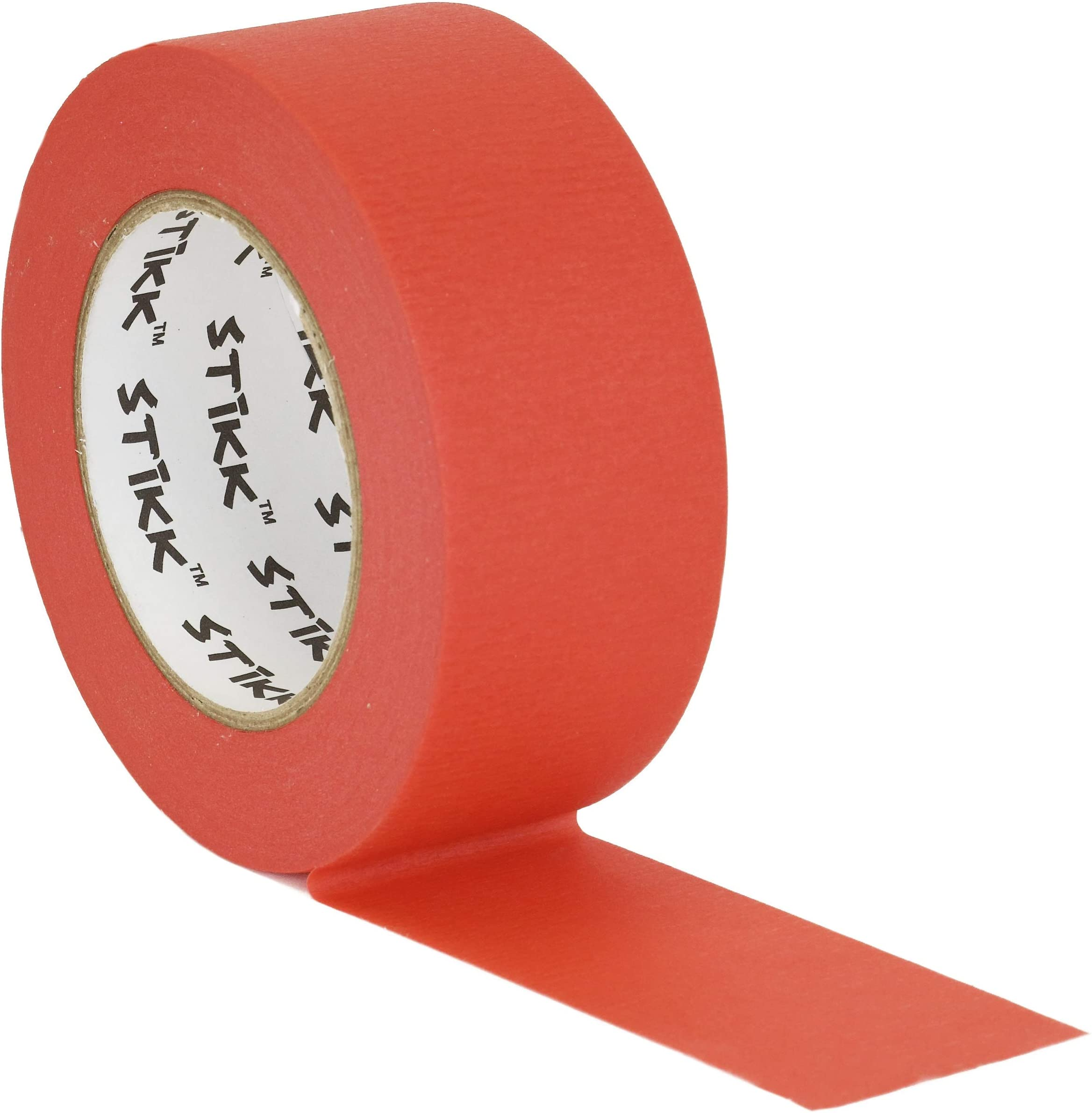 3 x masking tapes in set red, border, stripe