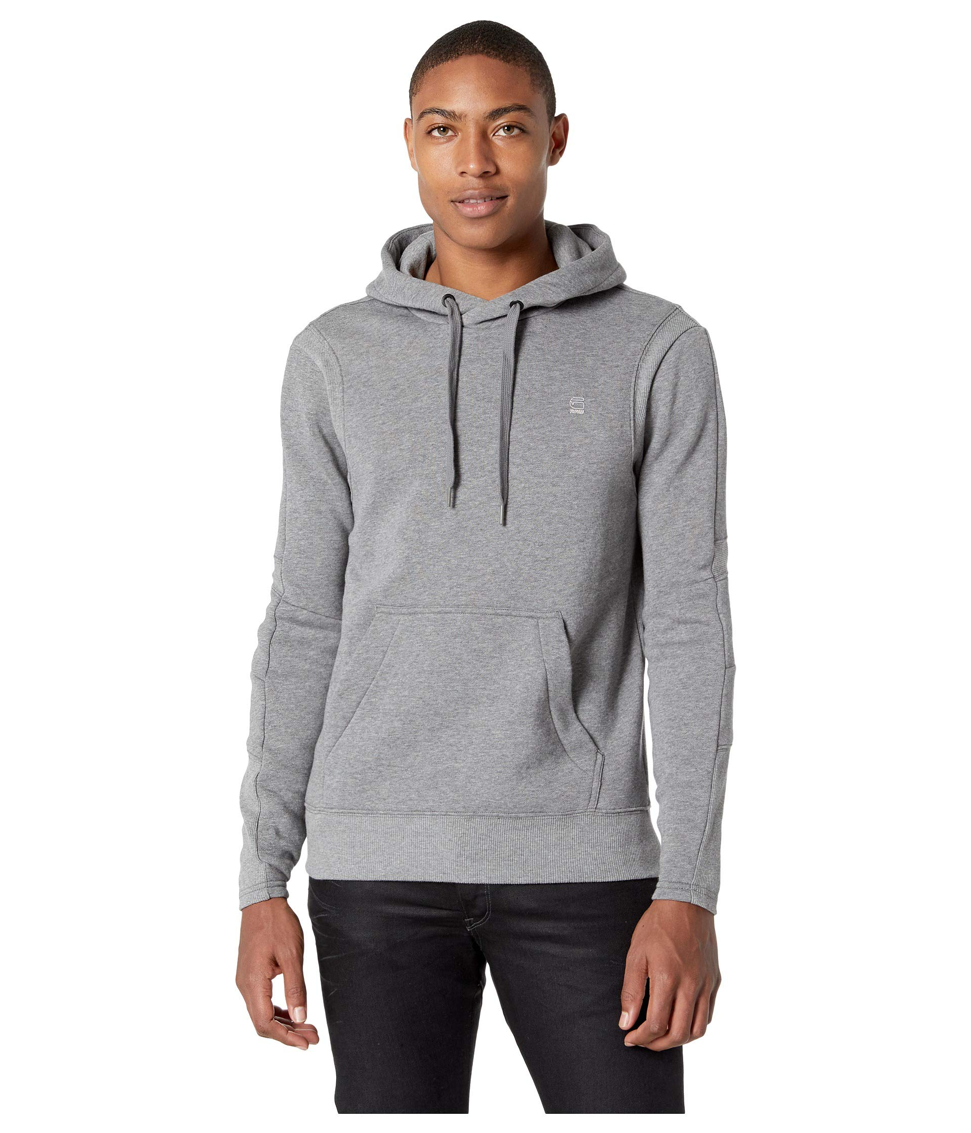 G Matac Hooded star Long Heather Sleeve x Carbid Sweat q1Uqr